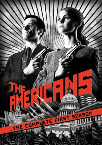 The Americans - Season 1 - small
